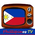 Philippines TV Live icon