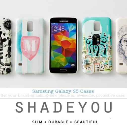 Shadeyou Phone Cases LOGO-APP點子