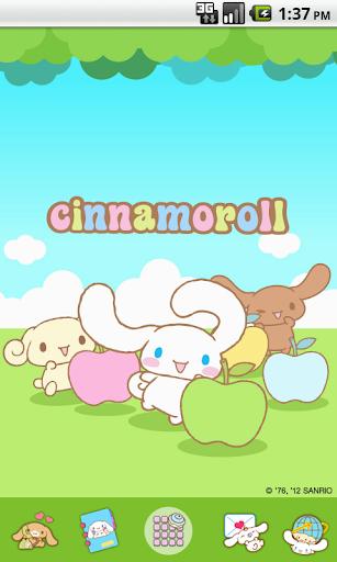 Cinnamoroll Theme 1