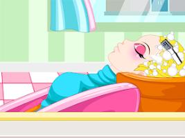 Screenshot of Divine Hair Salon
