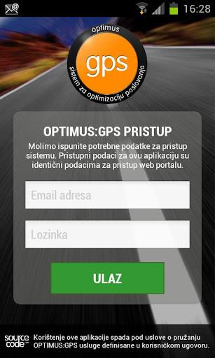 optimus GPS