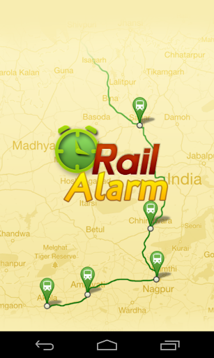 Rail Alarm