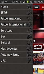 CENTRAL DEPORTIVA - screenshot thumbnail