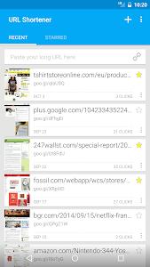 URL Shortener v2.0.3