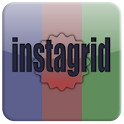 InstaGrid Instagram for tablet icon
