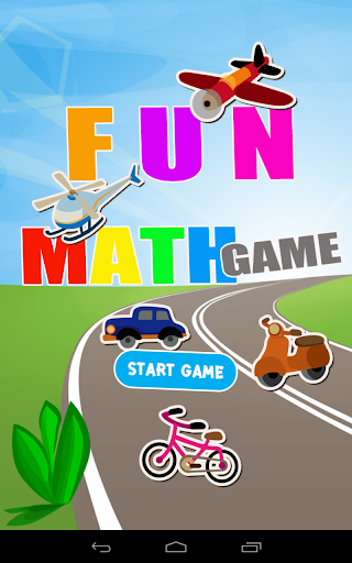 Fun Math Game