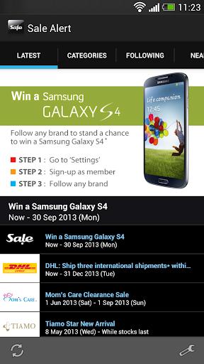 【免費生活App】Sale Alert (Malaysia)-APP點子