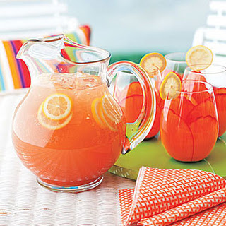 Sparkling Guava Punch.