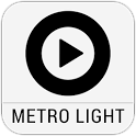 Metro Light WP v2 icon