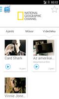 Screenshot of MinDig TV