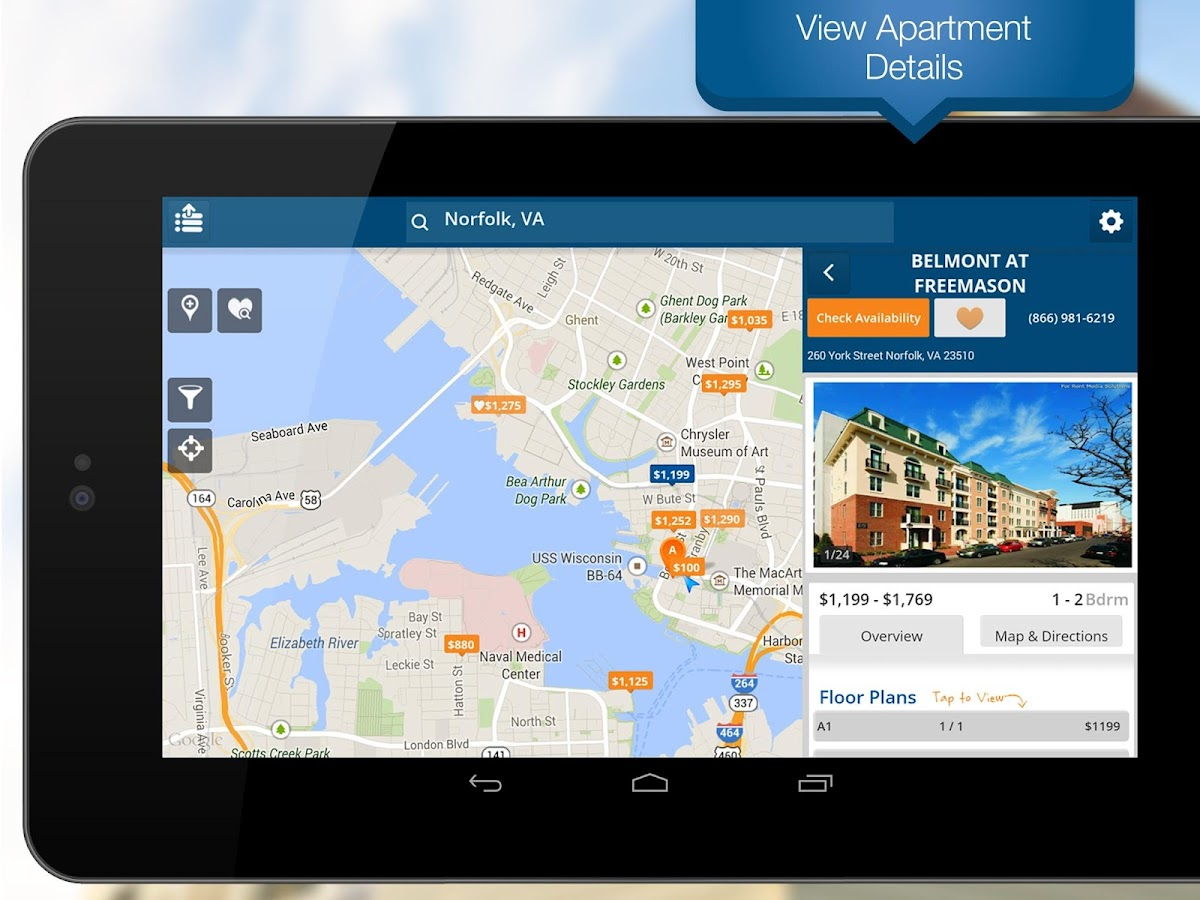 Apartment Rentals by For Rent - screenshot