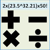 High Precision Calculator