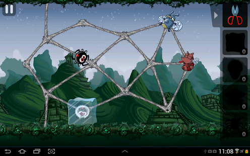 Greedy Spiders 2 Free- screenshot thumbnail