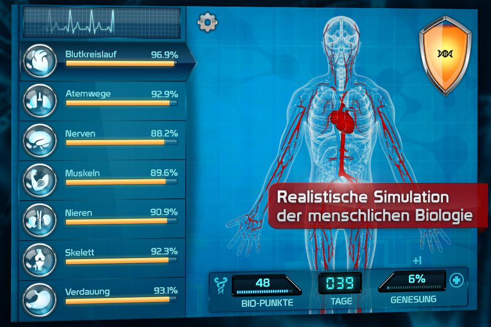 Bio Inc - Biomedical Plague – Screenshot