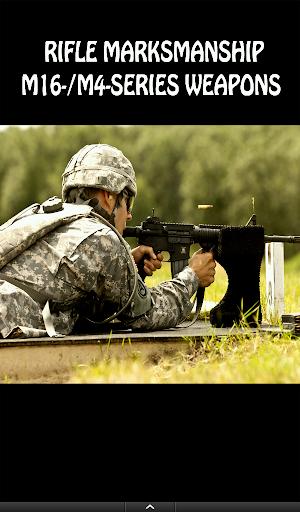 Rifle Marksmanship M16 and M4