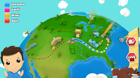 Geography Quiz Game 3D 1.10 screenshot 247000
