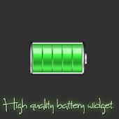 Nice Battery Widget