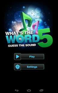 What's the word 5-Guess Sound