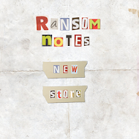 Screenshot of Ransom Notes