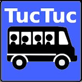 TUCTUC, my TUC card balance
