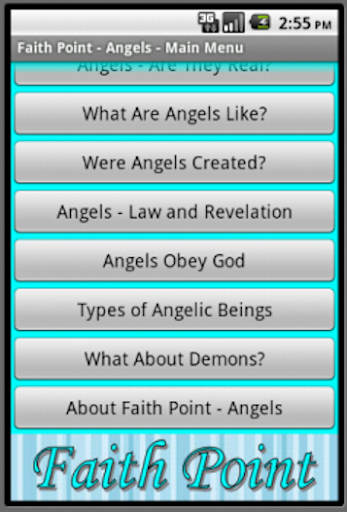 Faith Point Angels