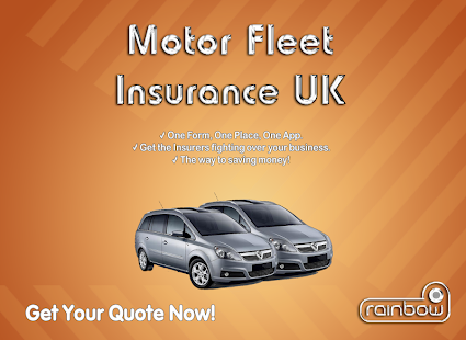 Motor Fleet Insurance UK- screenshot thumbnail