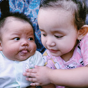 Adam Sofiya by Syafizul  Abdullah - Babies & Children Children Candids