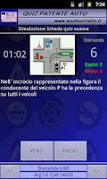 Screenshot of Quiz Patente 2015 Free