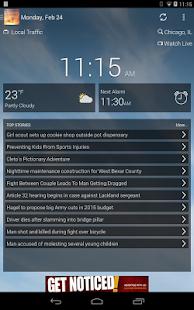 KATU AM NEWS AND ALARM CLOCK- screenshot thumbnail