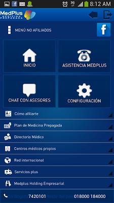 MedPlus MP - screenshot