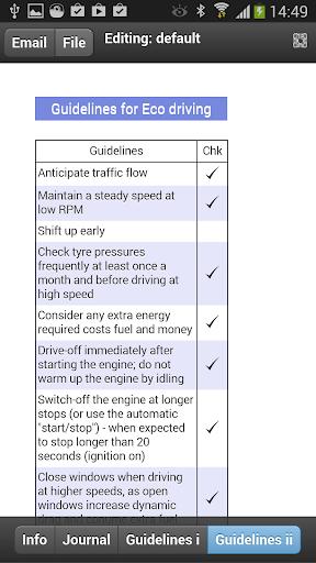 【免費交通運輸App】Driving Journal-APP點子