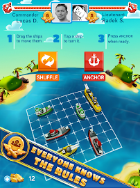 BattleFriends at Sea Screenshot 16