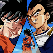 Mighty Saiyans Live Wallpaper