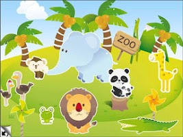 Screenshot of Baby game collection