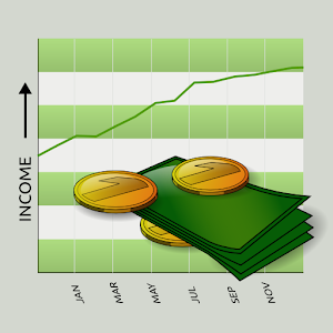 Income Tracker for Android