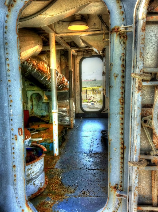 Doorway to the Past by Dawnlyn Todd - Transportation Boats