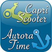 Capri Scooter and Aurora Time