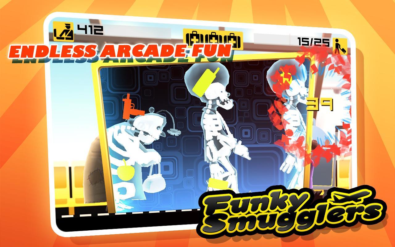 Funky Smugglers screenshot #11
