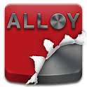 Alloy Red Theme CM10.1 icon