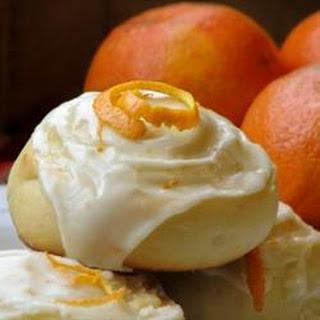 Carolyn'S Orange Buns Recipe