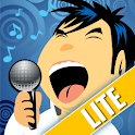 Kinderlieder Karaoke Light logo