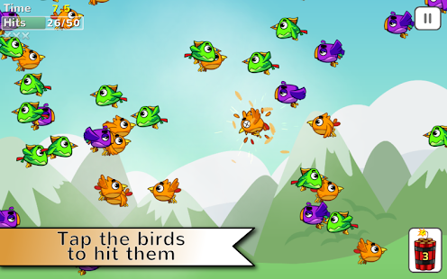 Birdy Blaster - náhled
