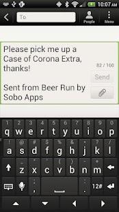 Beer Run- screenshot thumbnail