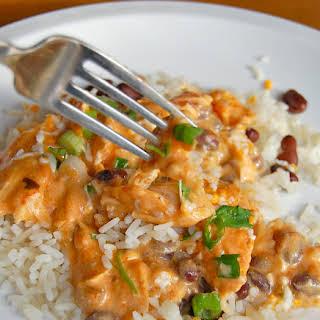 Salsa Chicken (Slow Cooker).