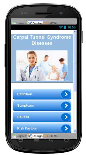 Carpal Tunnel Syndrome Disease