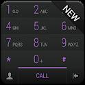 ExDialer Purple Sense Theme icon
