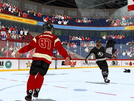 Hockey Fight Lite 1.67 screenshot 99339