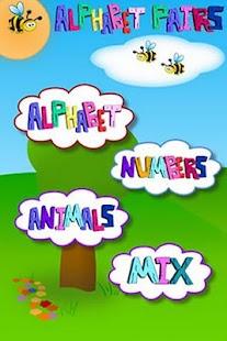 Alphabet Pairs Full- screenshot thumbnail