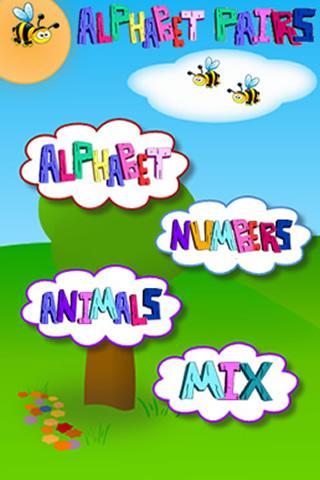 Alphabet Pairs Full- screenshot