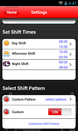 Shift Smart